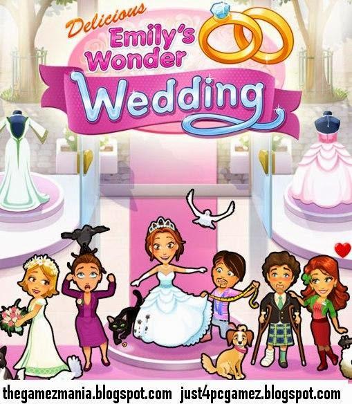 delicious emilys wonder wedding game free download full version